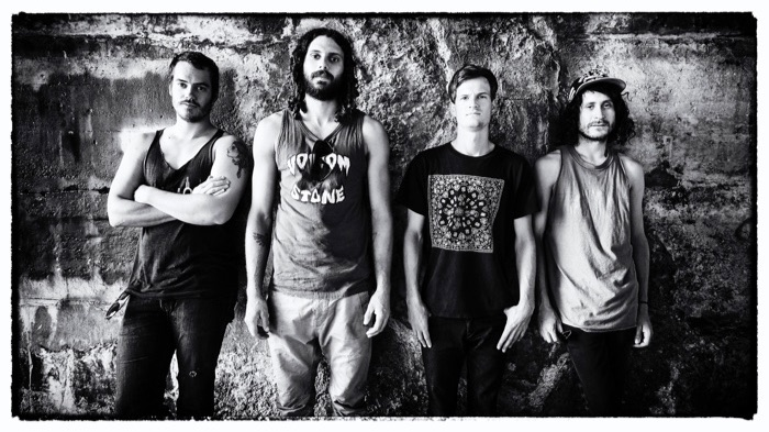Groupe All Them Witches / Photo DR
